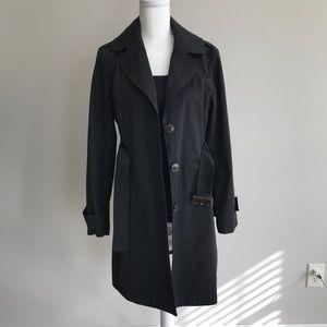 Marvin Richards Black Trench Coat ☔️